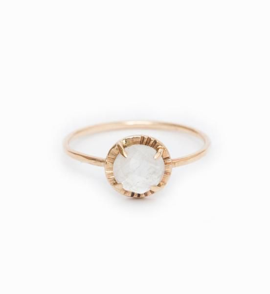 Moonstone Alba Etruscan Ring Moonstones Ring And Rose