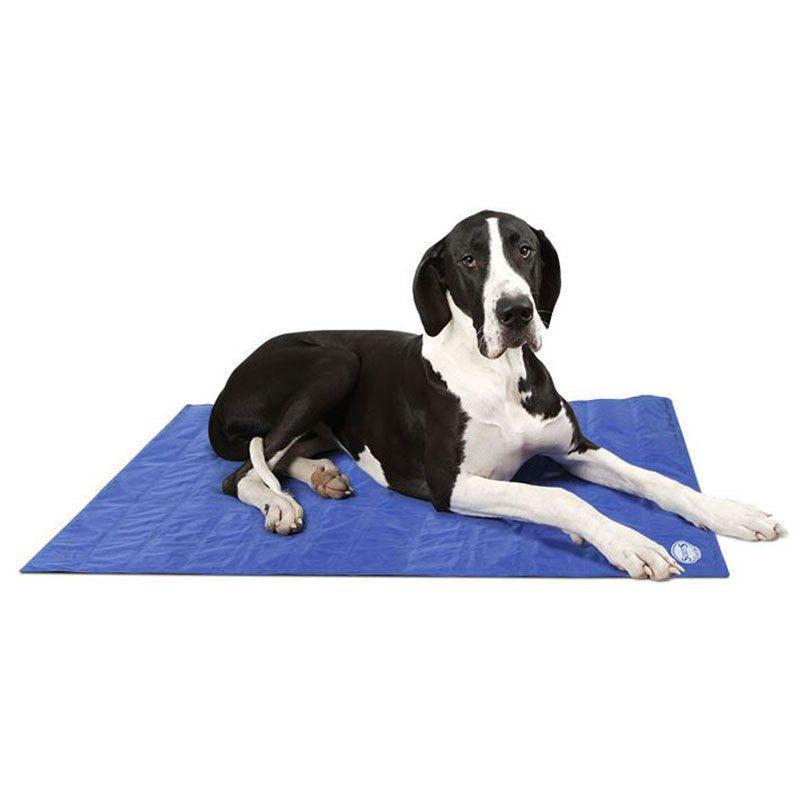 Dogs Self Cooling Mat Extra Large 120x75 Cm Bed Pets Hot Relief Gel Pad Carrier Dog Blanket Blanket Dog Bed Dog Mat