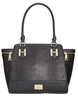INC International Concepts Paley Tote, Only at Macys | macys.com