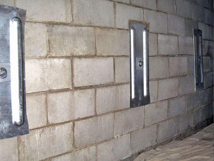 Home Improvement At Its Best Foundation Repair Basement Repair Basement Walls