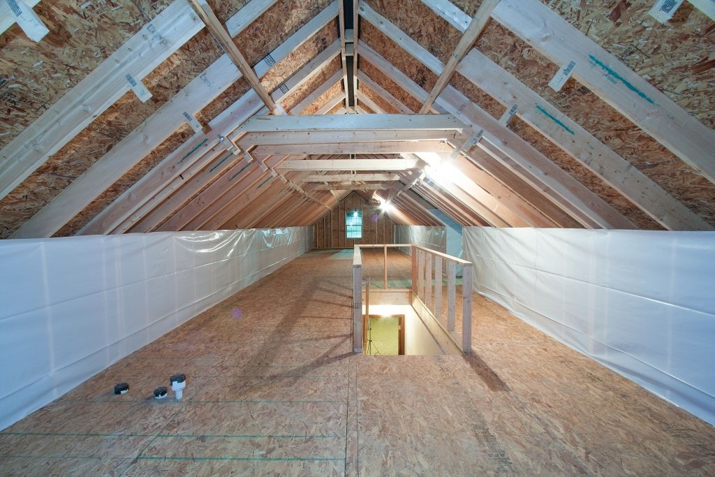 Bellevue Au208a Aurora Classic Ranch Modular Attic Remodel Attic Design Finding A House
