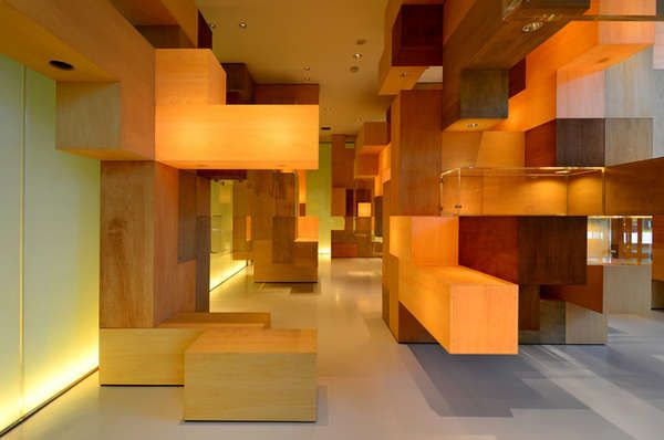 Cubic Labyrinth Interiors Corporate Interior Design Design Gallery Design