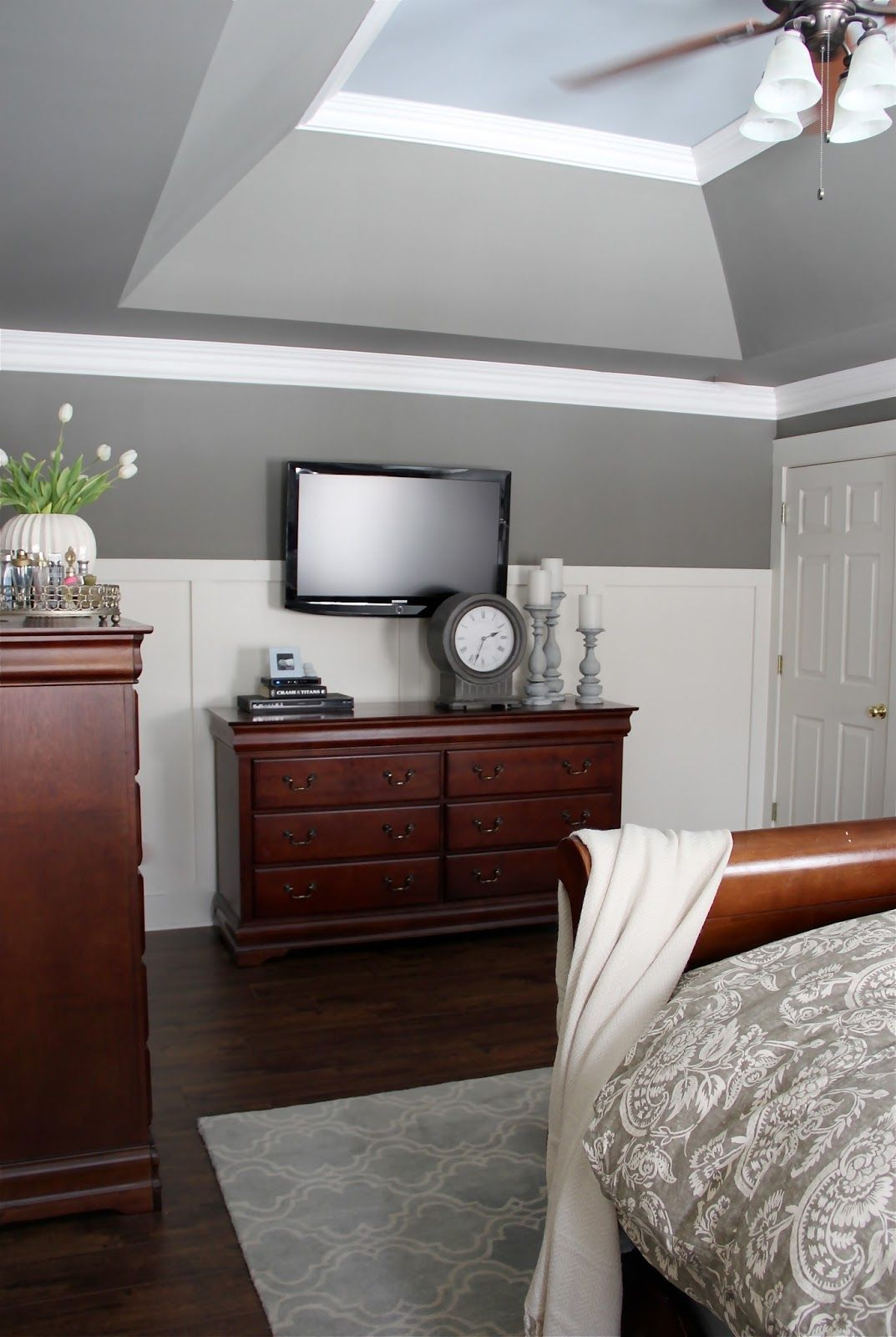 Giveaway and Reveal! My Master Bedroom Makeover with
