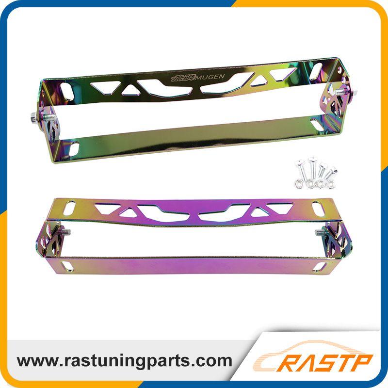 RASTP - Universal Aluminum Adjustable Rotating Number Plate Auto ...