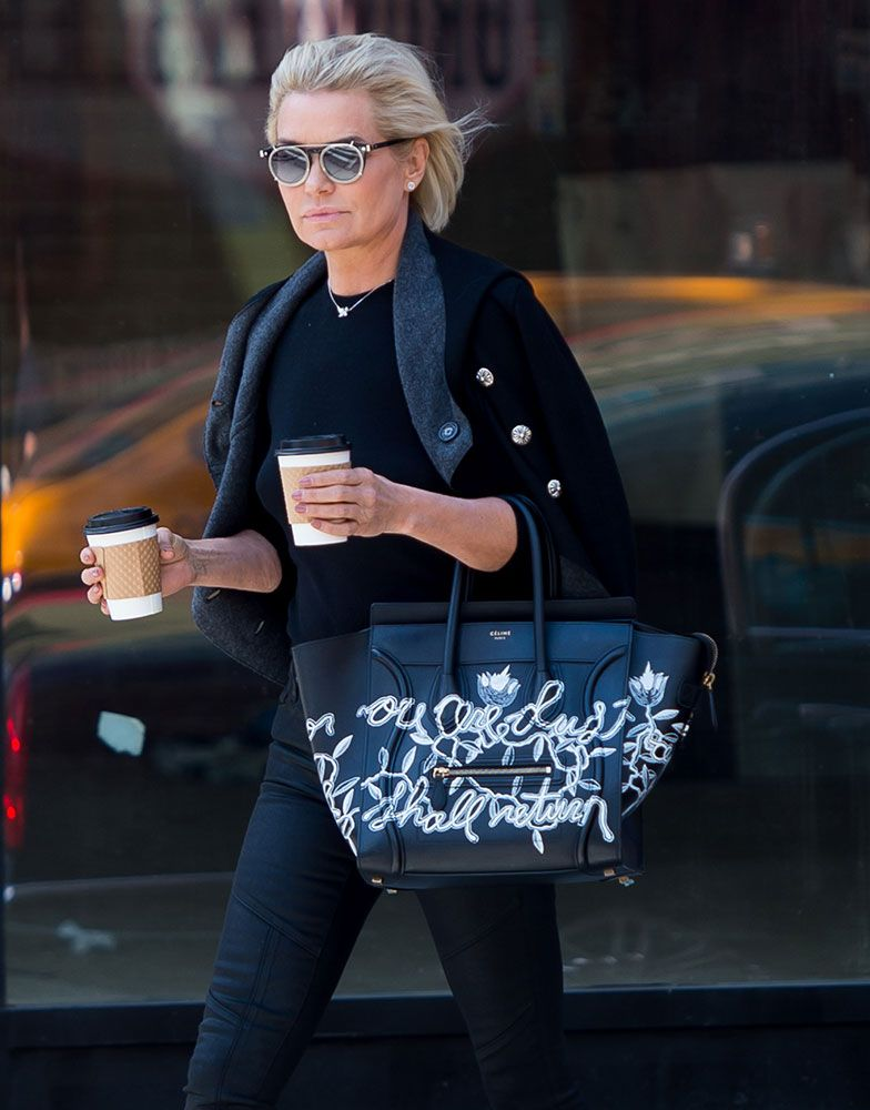 277ae15108 We Think Yolanda Hadid is the Likely Source of Her Model Daughters  Good  Taste in Bags - PurseBlog