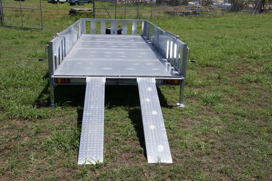 Custommade Plant Trailers for Sale Brisbane, QLD and