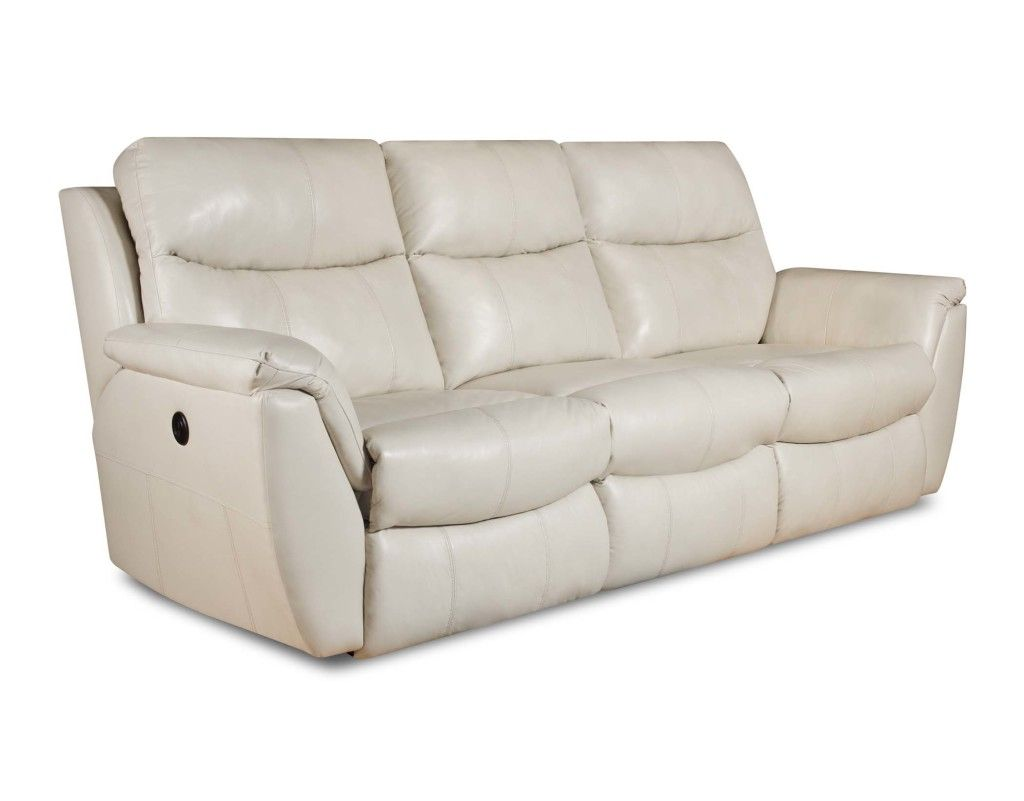 Southern Motion Monaco Surreal Brie Power Reclining Sofa