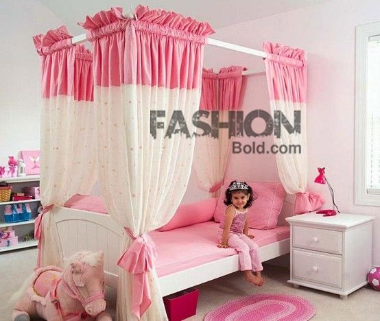 latest 15 cool toddler girl room ideas-10 i could do this