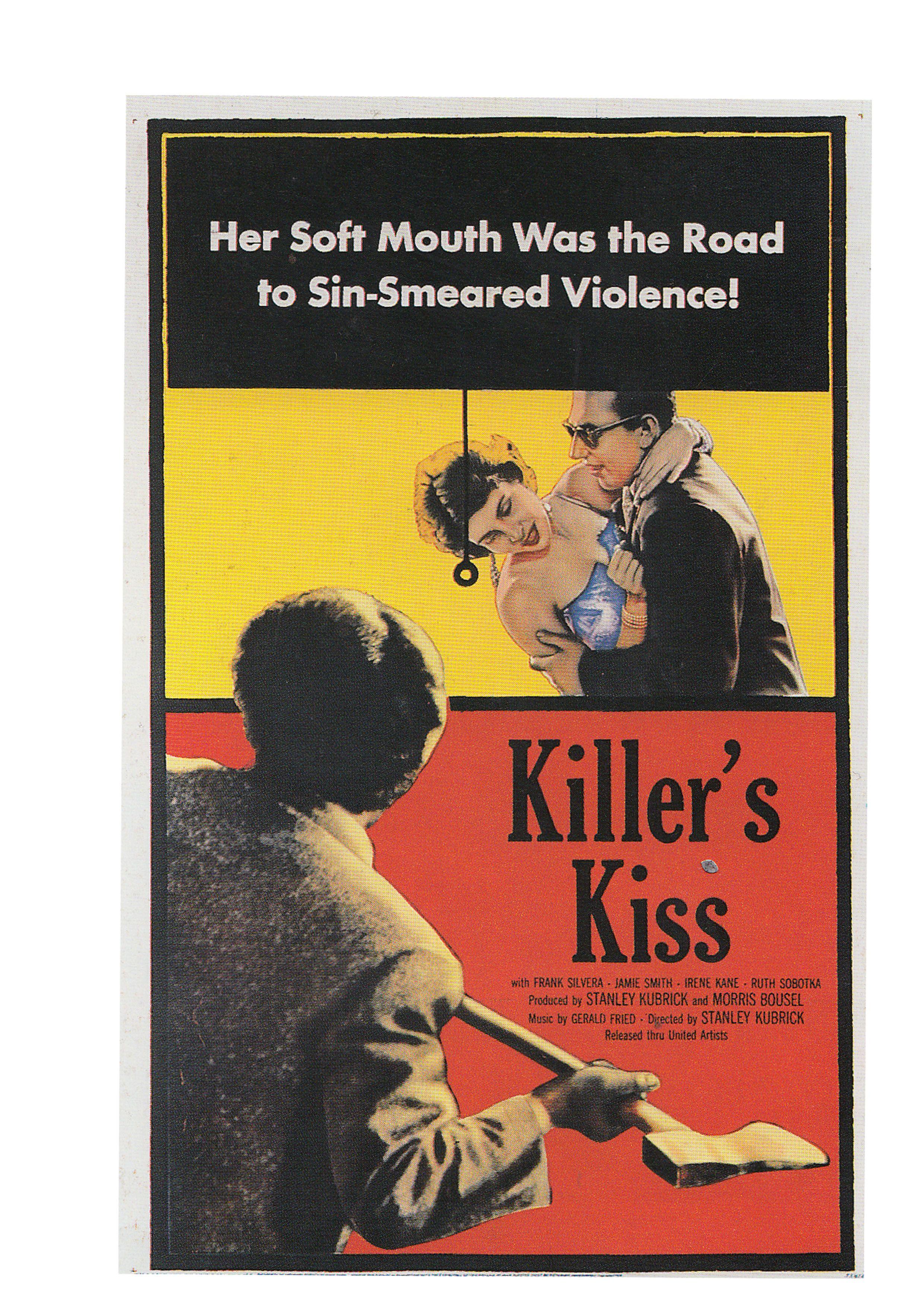 Killer's Kiss  1955