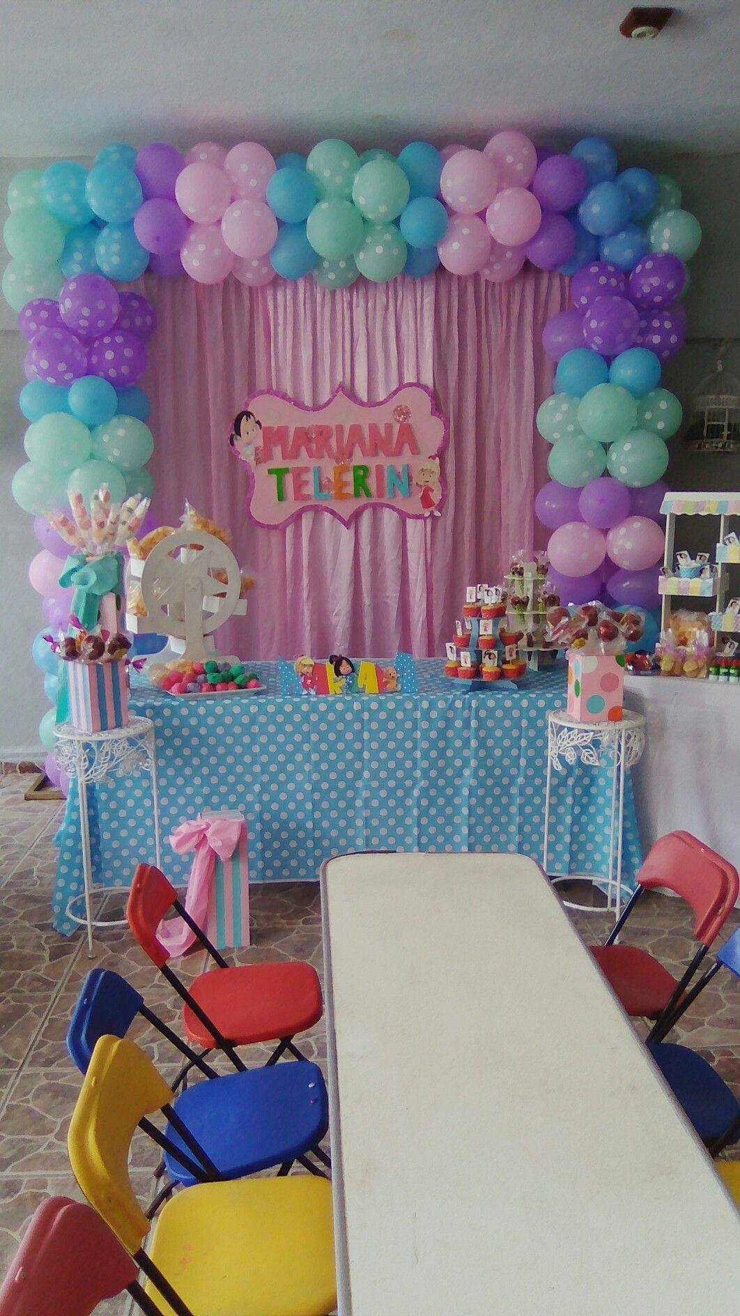 La Familia Telerin Decoracion Fiesta Cumpleanos Fiestas De Cumpleanos De Bebe Temas De Fiesta De Cumpleanos