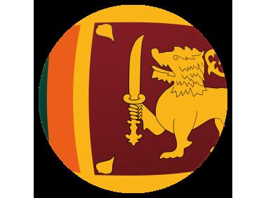 Sri Lanka Round Flag Icon Flag Icon Flag Sri Lanka