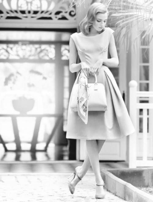 How to be classy and elegant woman