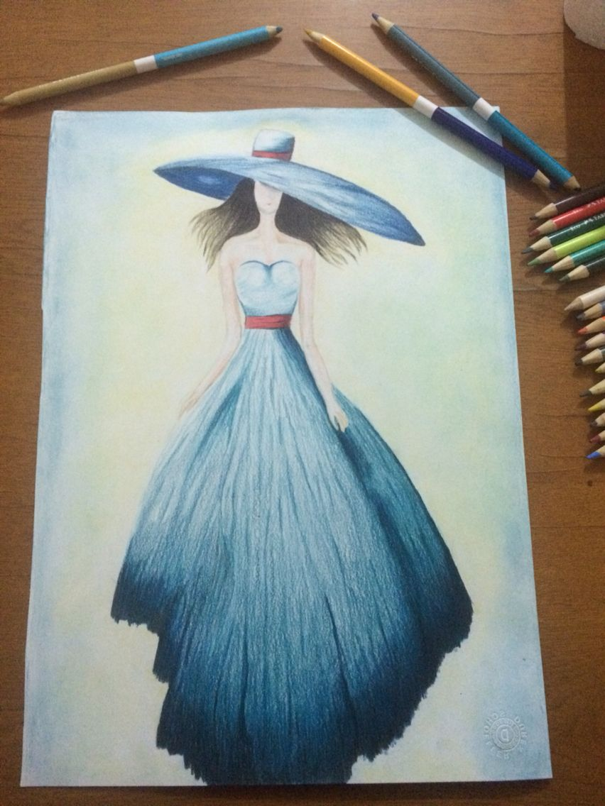 Kuru Kalem Calismasi Balerin Sanat Tuval Resimleri Resim