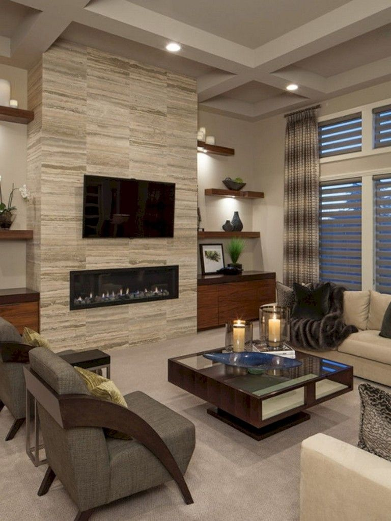 42 Ideas For Living Room Small Rustic Beams Livingroom: 42+ Cozy Small Living Room Remodel Ideas #livingroomideas