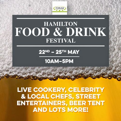 Gerry's Kitchen: Hamilton Food & Drink Festival