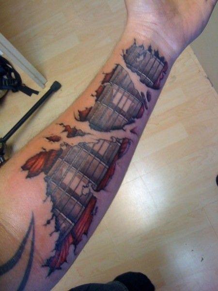 Suchergebnisse für \'Biomechanic\'-Tattoos   Tattoo-Bewertung.de ...