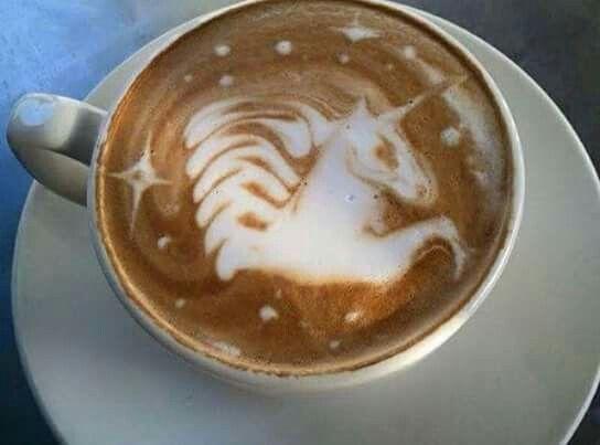 Café de unicórnio
