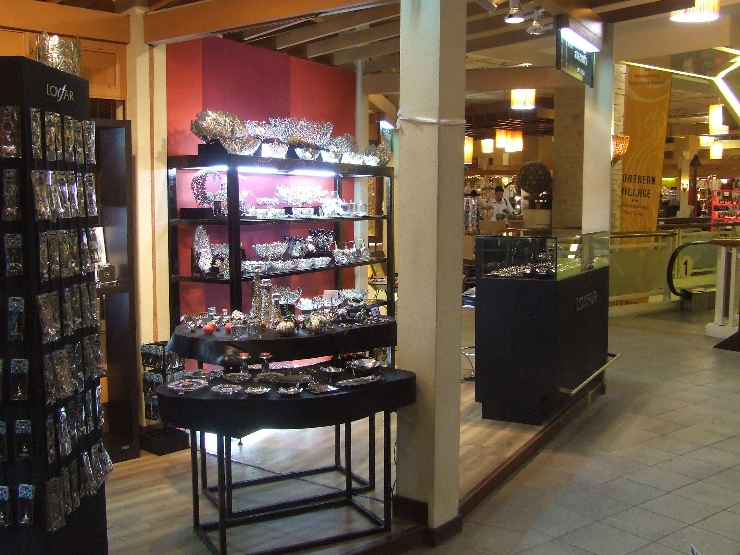 Loyfar Shop At Chiangmai Airport Plaza Chiang Mai Welcome To Shopping Pewter Design Product MaiGift WeddingGraduation