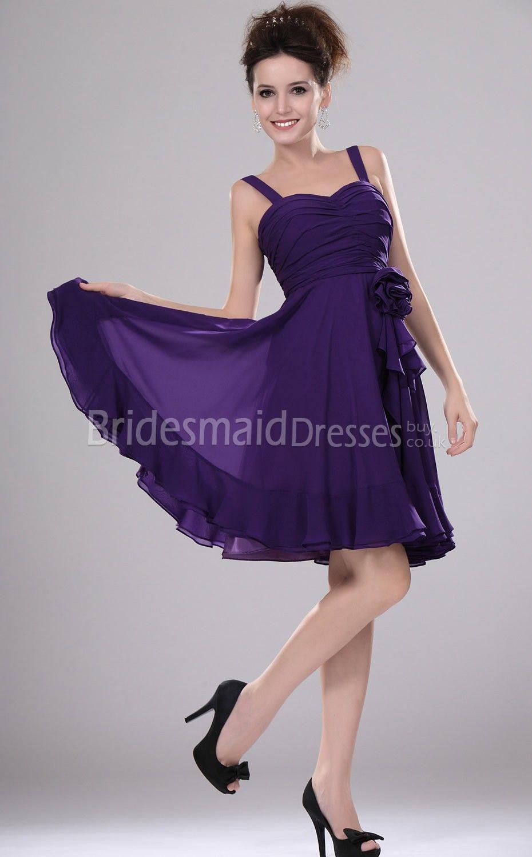 purple bridesmaid dresses,short purple bridesmaid dresses | A Purple ...
