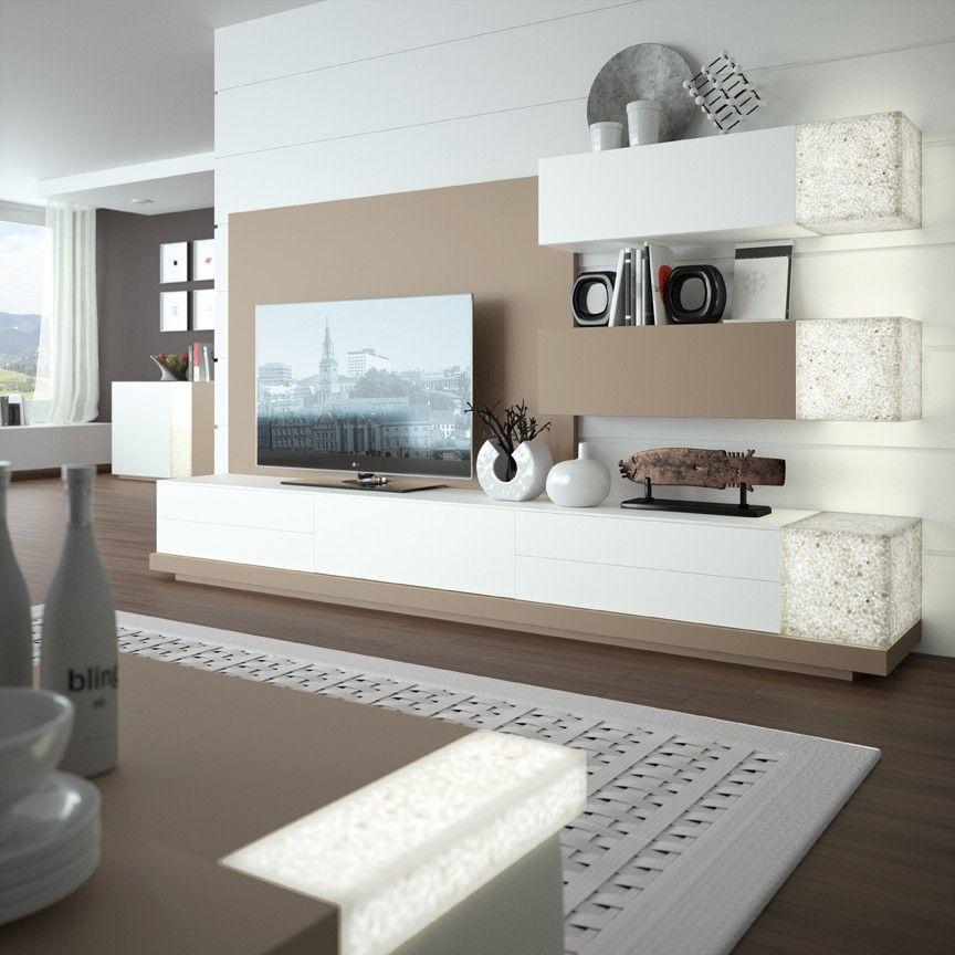 Mueble comedor moderno diseño | Muebles valencia | Mobles menjador ...