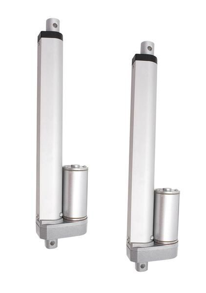 Two 20 U0026quot  Heavy Duty 20 Inch Stroke Linear Actuator 200