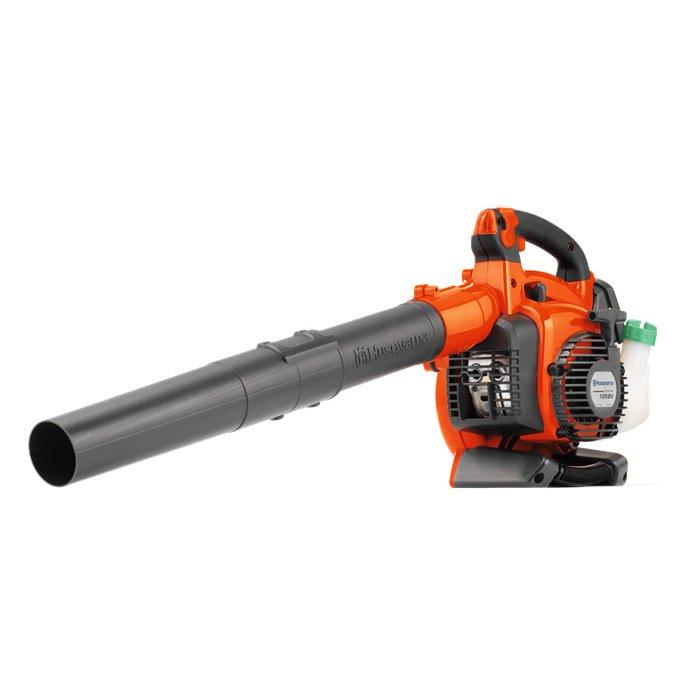 Husqvarna 28 0cc Blower Includes Vac Kit 125bvx Blowers Leaf