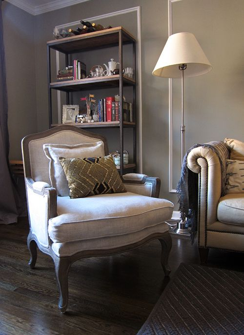 Lovely Restoration Hardware Bergere Chair, This Is What Iu0027m Preparing To Do With My