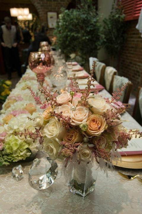 Wedding Inspirations @ PPG, photo by Kelly Canova #WeddingIdeas