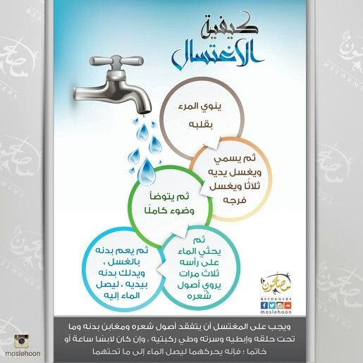 كيفية الاغتسال بجودة عالية للطباعة Moslehoon مصلحون Qoutes Bathroom Hooks Quotes
