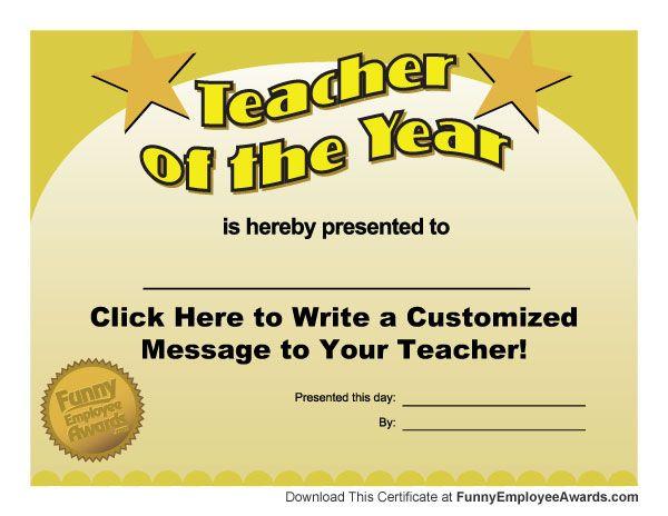 printable certificates for teachers xv-gimnazija