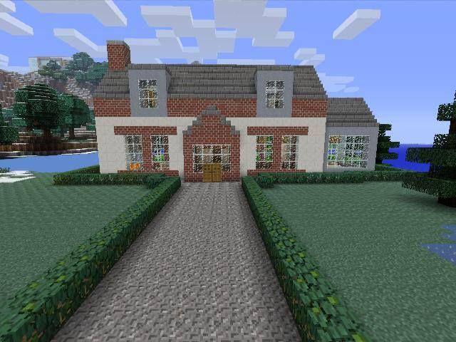Lost my house minecraft creative mode
