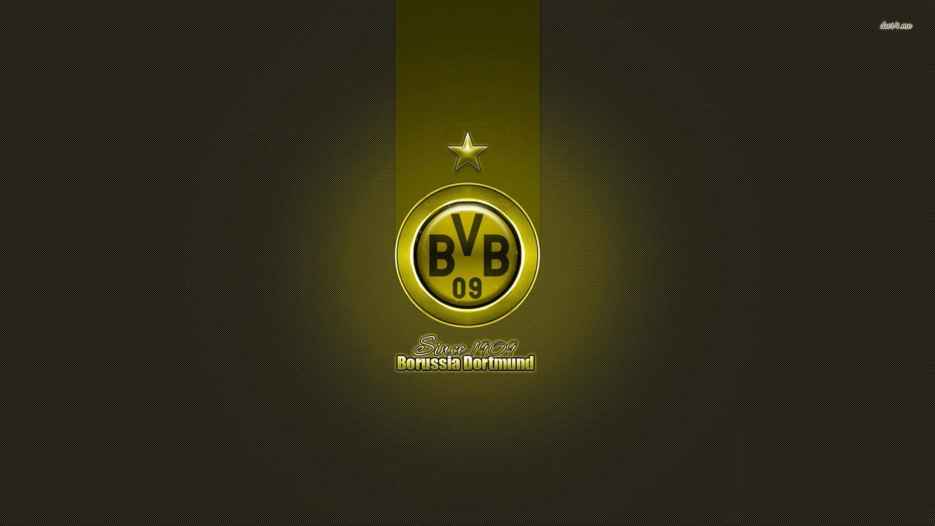 Wallpaper Borussia Dortmund Logo