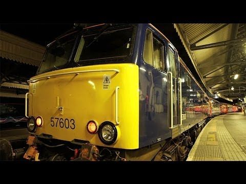 NIGHT RIVIERA: video about the night train from Paddington to Penzance (from Visit Cornwall, 9 September 2015) ✫ღ⊰n