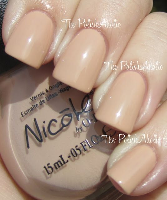 Nicole by OPI: Kim Konfidential | Hair and Beauty | Pinterest | OPI ...