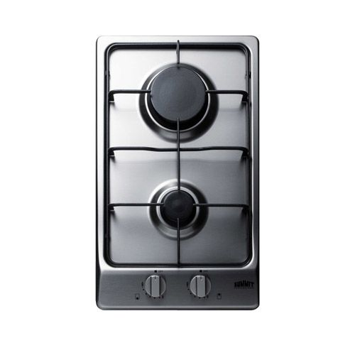 2 Burner Gas Cooktop Primary Image
