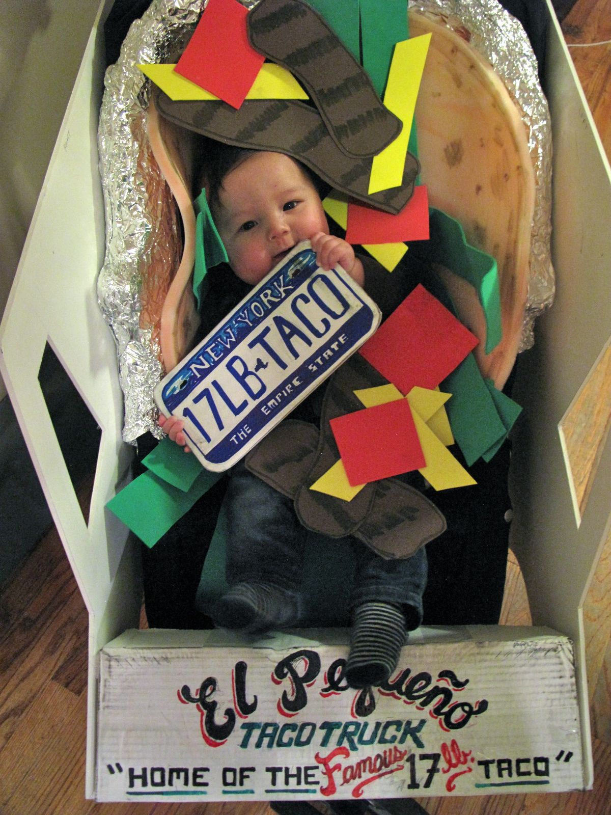 New York City Family: DIY Halloween Costume Idea for Babies and ...