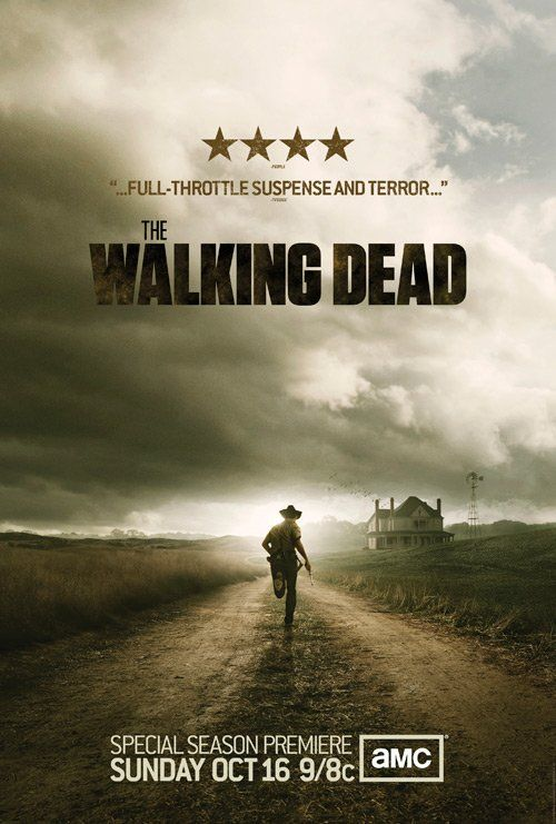 The Walking Dead is not a perfect TV series, not by a long shot. But it's a cut above, and it's about zombies, so there's that. I like it a lot.