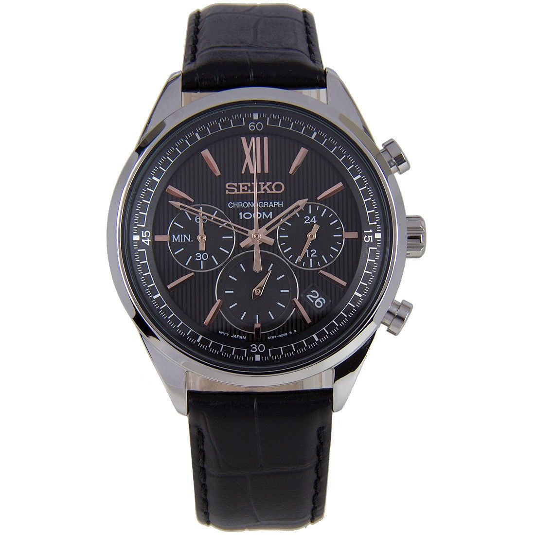 c384b8c43 Seiko Chronograph Mens Watch SSB159P1 SSB159P SSB159 Online Lowest Price
