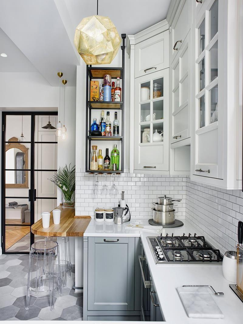 Home Decor Ideas » Brilliant Open Kitchen Design