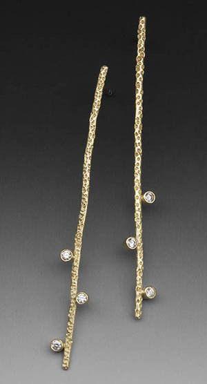 Gayle Eastman Earrings http://gayleeastman.com/