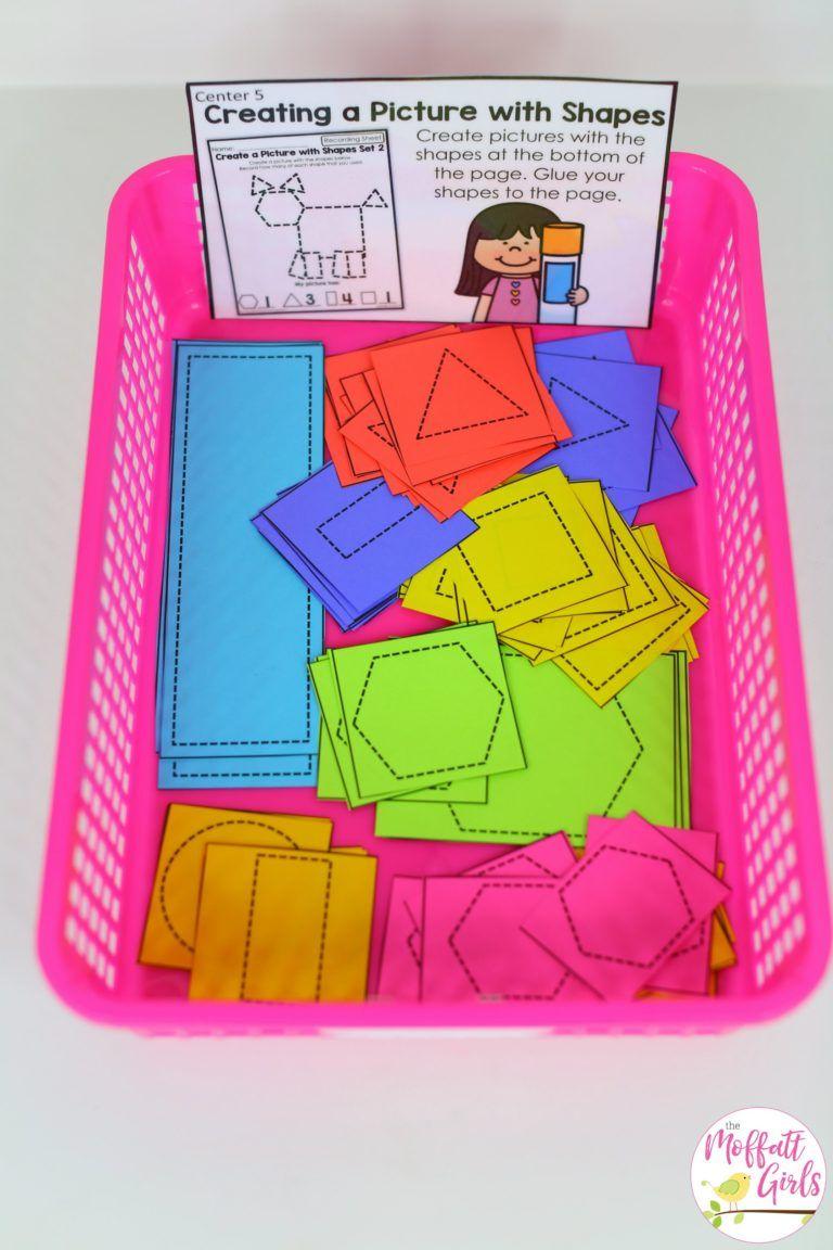 Kindergarten Math Curriculum: Shapes