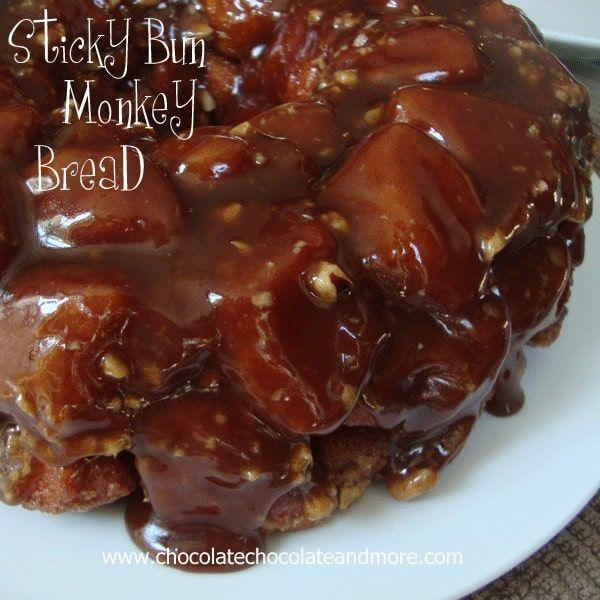 Plain Monkey Bread Recipe
