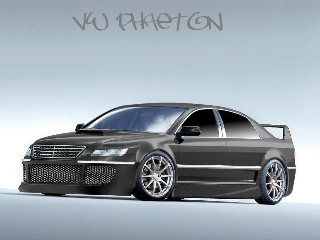 vw phaeton concept body kit gear head pinterest vw dream cars and cars. Black Bedroom Furniture Sets. Home Design Ideas