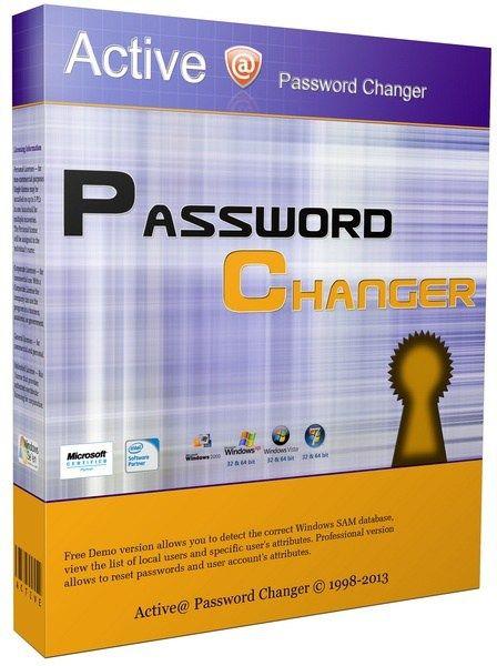 active password changer windows 8