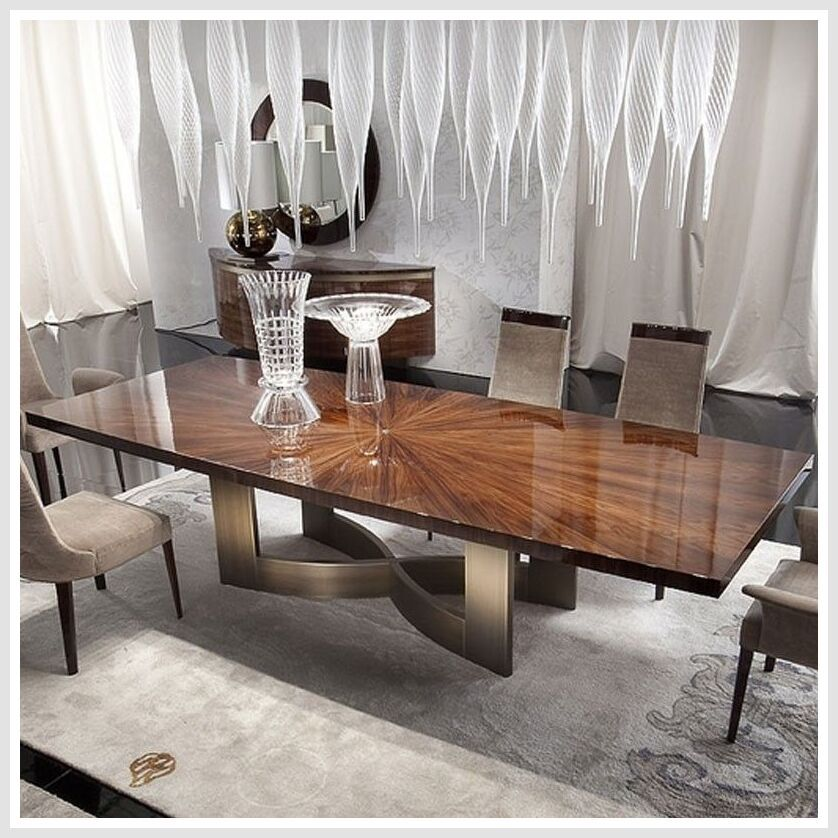 33 Reference Of Wood Chair Design For Dining Table In 2020 Wooden Dining Table Modern Wooden Dining Table Designs Luxury Dining Room
