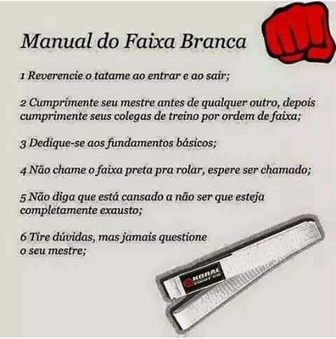 Manual Do Faixa Branca Jiu Jitsu Jiu Jitsu Brazilian Jiu Jitsu