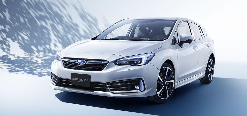 Subaru Impreza 2020 Mas Tecnologico Y Con Nueva Cara Impreza