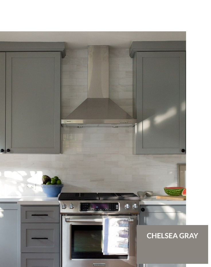 Top 10 Gray Cabinet Paint Colors Kitchen Cabinet Colors Painted