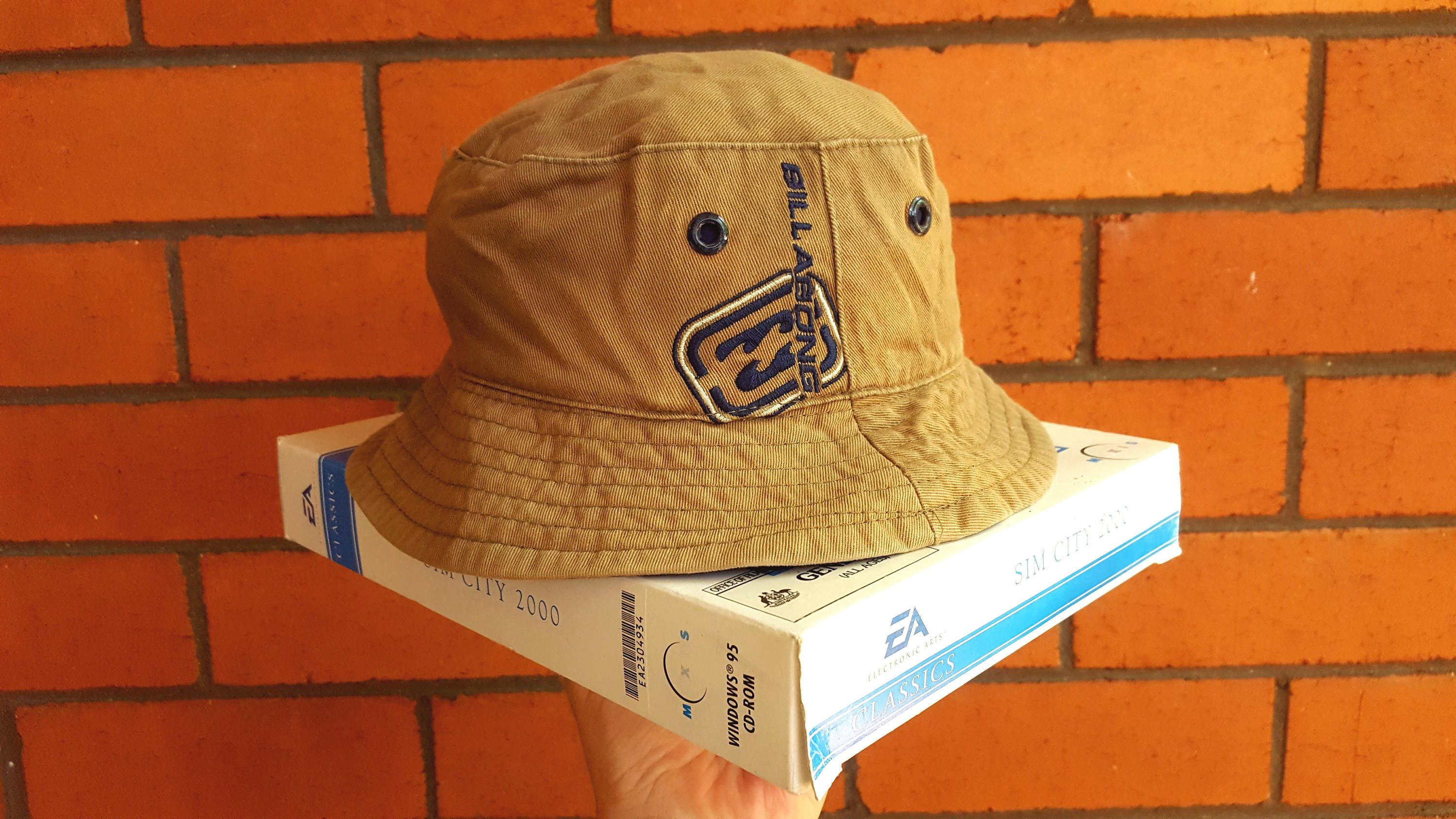 293870a6 Vintage Billabong Bucket Hat, Reversible Hat, Grunge, 90s Surfwear, Surfer,  Raver, Streetwear, Australian, Hip Hop, Aesthetic, Quiksilver, by NEONPOINT  on ...