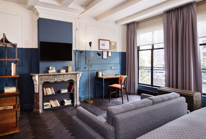 The Hoxton Hotel By Nicemakers Amsterdam Netherlands Retail Design Blog